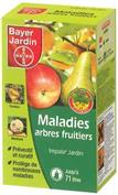MALADIES ARBRES FRUITIERS